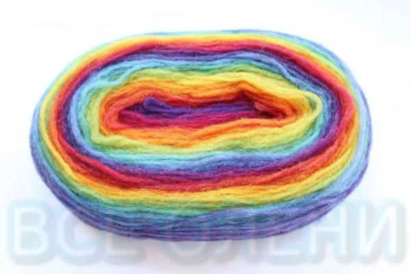 Ровница кауни Радуга Rainbow