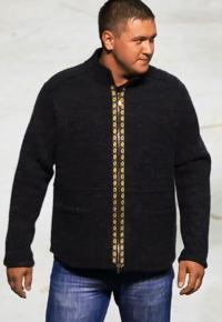 Куртка валяная мужская
