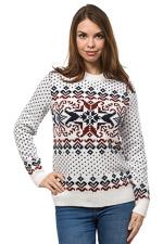 """Оптом женский свитер """"Звезда Севера"""""""