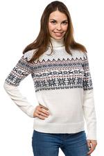 """Оптом свитер женский с оленями """"Норвежский"""""""
