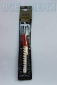 Крючки адди addi 3.5 15 ручка пластик