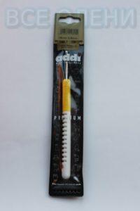 Крючки адди addi 2.5 15 ручка пластик