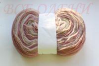 Ровница кауни Роза Pink-Beige
