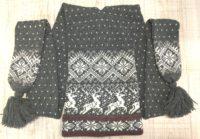 Шапка-шарф Оле Лукойе с двумя хвостами