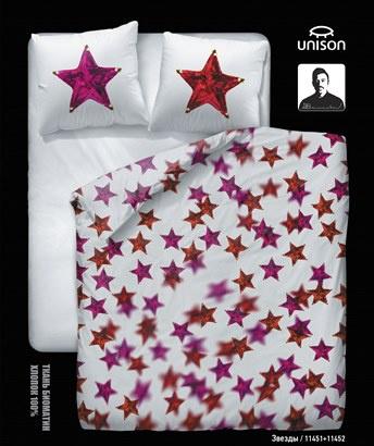 Симачев постельное белье Звёзды