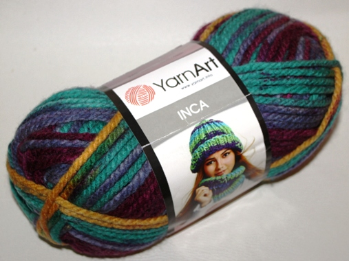 Пряжа Inca Yarn Art
